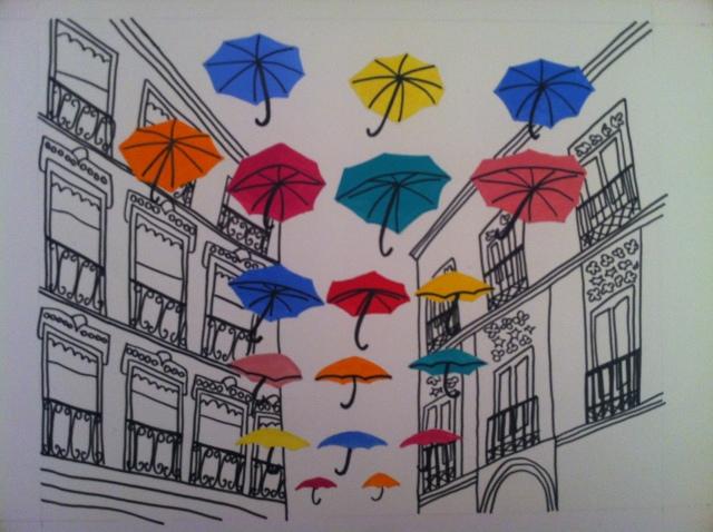 Paraguas de Cherburgo